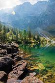 Jezero — Stock fotografie