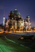 Berlijn dom — Stockfoto