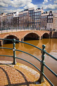 Amsterdam — Foto Stock