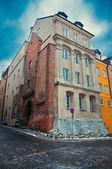 Warschau, Polen. — Stockfoto