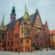 Stock Photo: Wroclaw