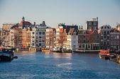 Amsterdam — Zdjęcie stockowe