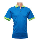 Blue shirt  — Stock Photo