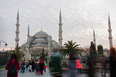 Sultan Ahmed Mosque — Foto Stock