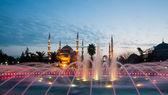 スルタンアフメットのモスク — ストック写真