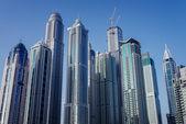 современные небоскребы — Стоковое фото