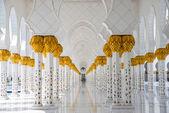 Sheikh Zayed mosque — Foto de Stock