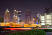 Dubai buildings — Stock Photo