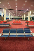Airport hall — Stock Photo