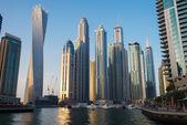 Modernos rascacielos — Foto de Stock