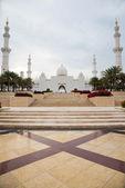 シェイク ・ ザーイド ・ モスク — ストック写真