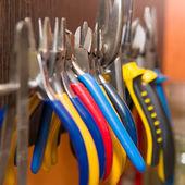 Jewelry tools — Stock Photo