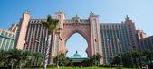 Atlantis palm, dubai, birleşik arap emirlikleri. — Stok fotoğraf