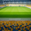 Empty football stadium — Stock Photo #50006129
