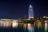 View of The Palace Downtown Dubai — Stock Photo