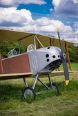 Old historic airplane — Stock Photo