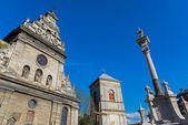 Old city of Lviv — Stock Photo