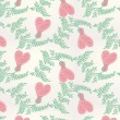 Seamless Valentines Day pattern — Stock Vector #38661869