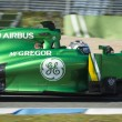 Caterham F1 — Stock Photo