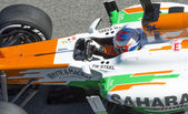 Paul di Resta - Force India — Stock Photo