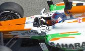 Paul di Resta - Force India — Stock Photo