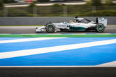 Lewis Hamilton 2014 Formula 1 — Stockfoto