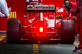 Fernando Alonso — Stock Photo