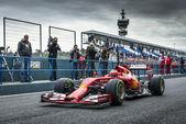 Kimi Raikkonen — Stock Photo