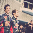 Daniel Ricciardo — Stock Photo #41505073
