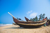 Beach in Vietnam — Stock Photo