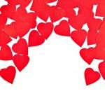 Hearts shape love — Stock Photo #10372051