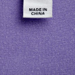 Clothing label made in china cheap — Stock Photo #12465277