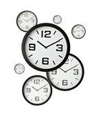 Orologio ufficio commercio tempo — Foto Stock