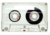 Muzyka taśmy audio vintage — Zdjęcie stockowe
