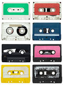 Music audio tape vintage — Stock Photo