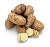 Potato vegetable food — Stock Photo