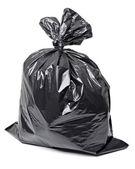 Garbage bag déchets poubelle — Photo