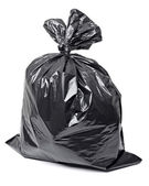 Garbage bag trash waste — Foto de Stock