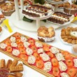 Stock Photo: Catering food restaurant