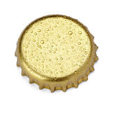 Bottle cap drink beverage — Stock Photo