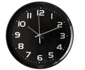 Horloge bureau entreprise à temps — Photo
