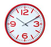 Klok kantoor tijd business — Stockfoto