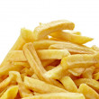 French fries  unhealthy fast food — Stock Photo #13711419