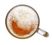 Beer foam alcohol drink beverage — Stock Photo