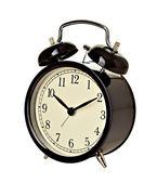 Campana orologio tempo scadenza mattina svegli — Foto Stock