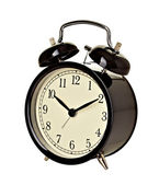 Bell clock time deadline morning wake up — Stock Photo