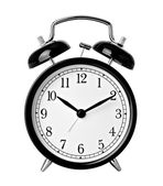 Glocke uhrzeit frist morgens aufwachen — Stockfoto