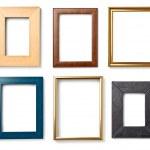 Wooden frame grunge — Stock Photo #26799251