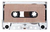 Muziek audio-tape vintage — Stockfoto