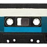 Music audio tape vintage — Stock Photo #27666407